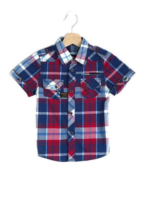 Bordowa Koszula Wildly