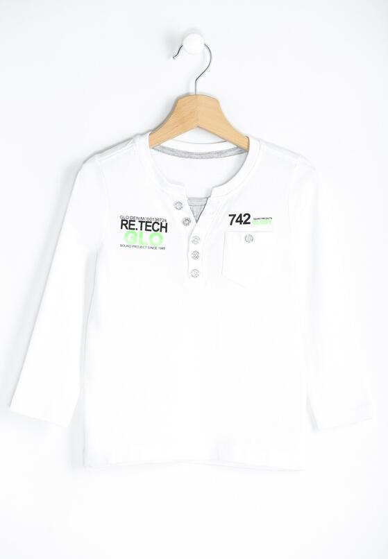 Biała Koszulka Number!
