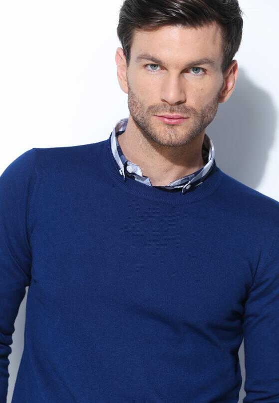 Niebieski Sweter I Got You