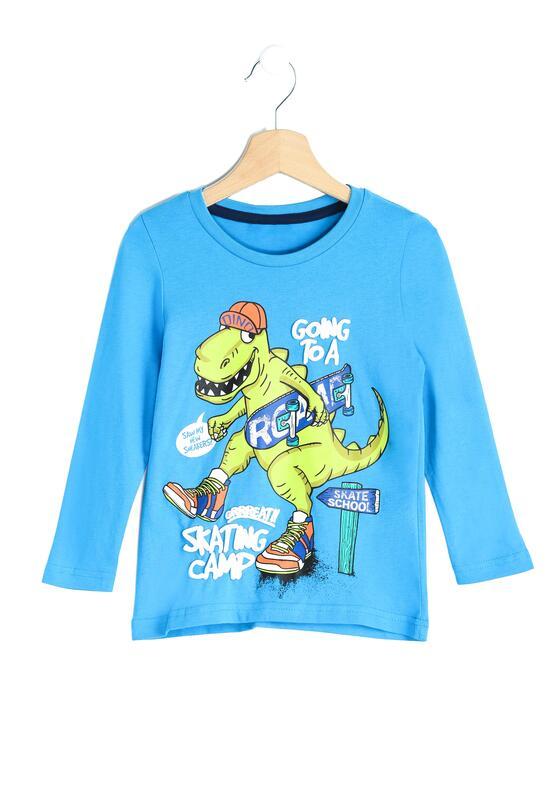 Niebieska Koszulka Cool Dragon