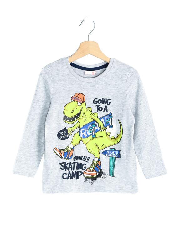 Szara Koszulka Cool Dragon