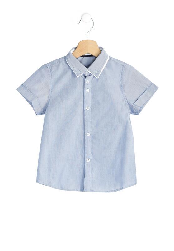 Jasnoniebieska Koszula Now That