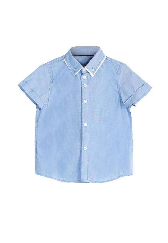Niebieska Koszula Now That
