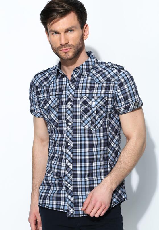 Niebieska Koszula Neoteric