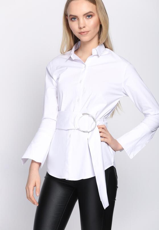 Biała Koszula Lovely Circle