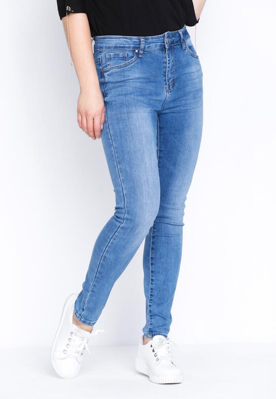 Niebieskie Jeansy Full Week