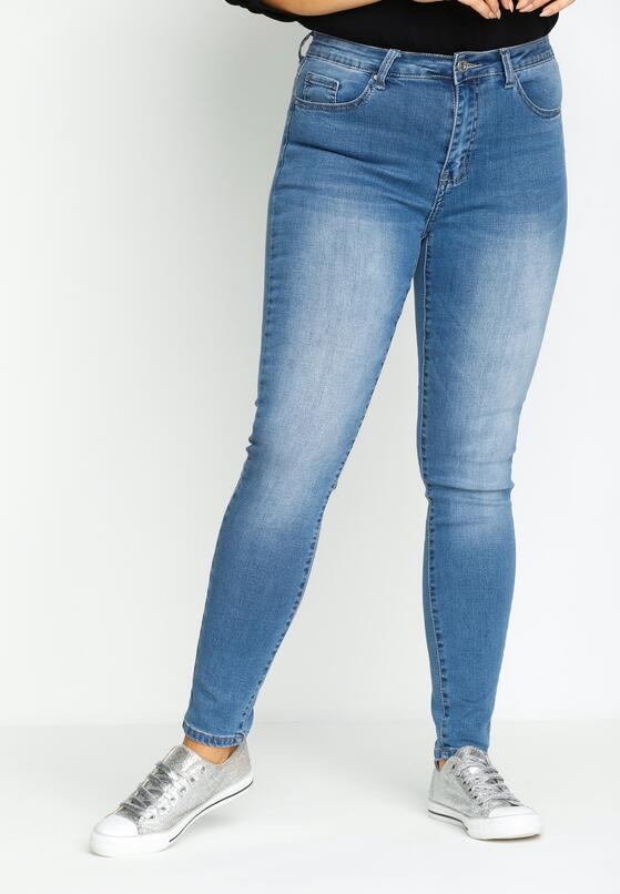 Niebieskie Jeansy Hot Streak