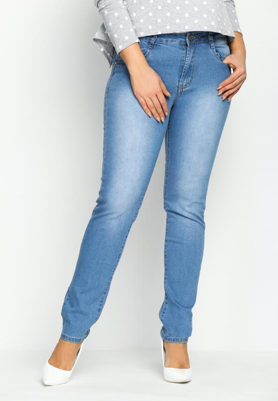 Niebieskie Spodnie Above The Level