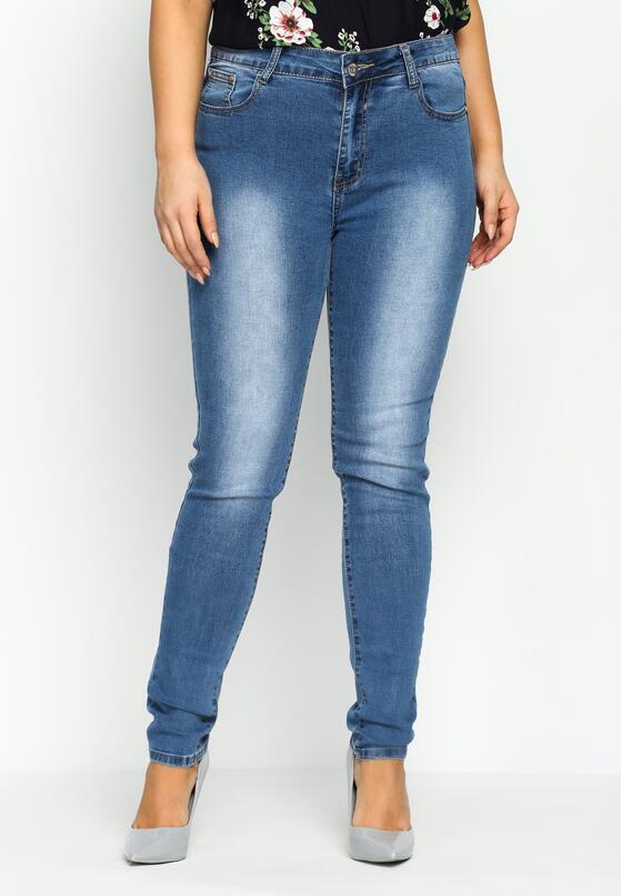 Niebieskie Spodnie Coolly