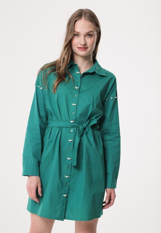 Zielona Sukienka Sirene