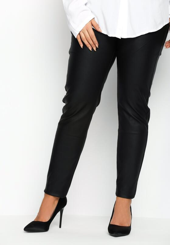 Czarne Spodnie Black Wash