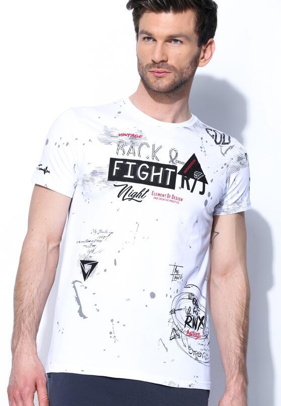 Biała Koszulka Fight Night