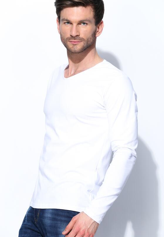 Biała Koszulka New Smooth