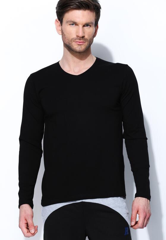 Czarna Koszulka New Smooth