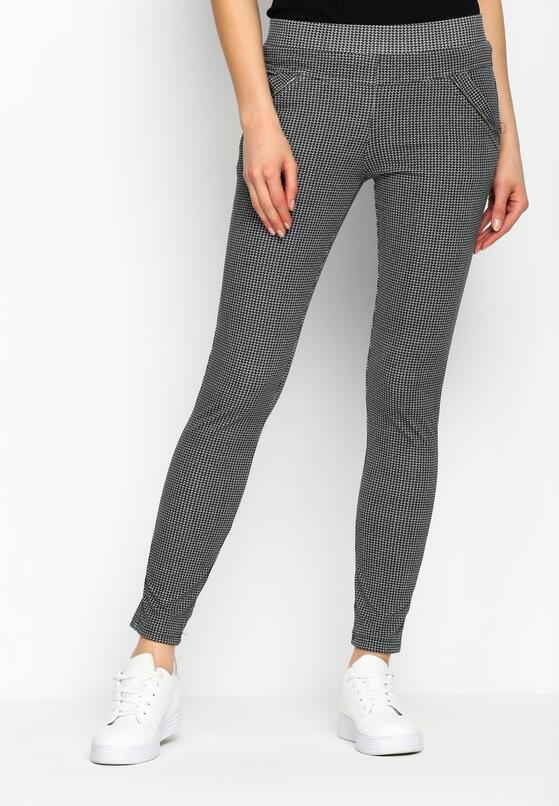 Czarne Spodnie Anytime