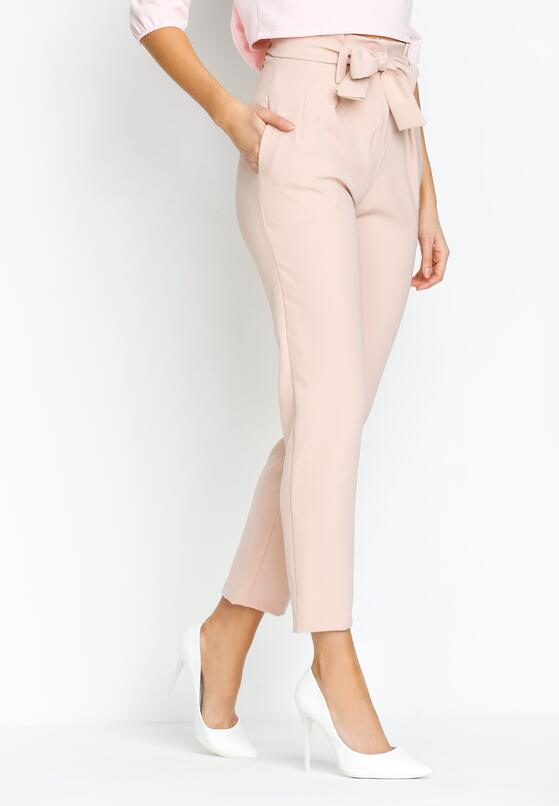 Różowe Spodnie Classical