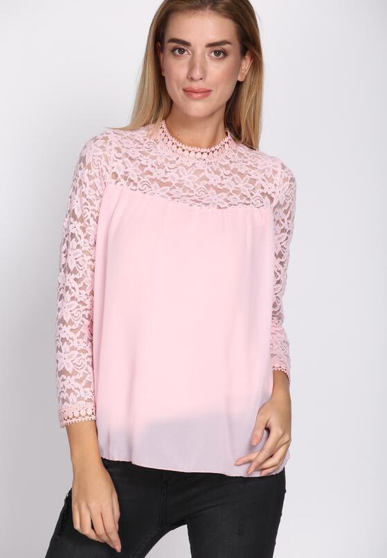 Różowa Bluzka Appeal