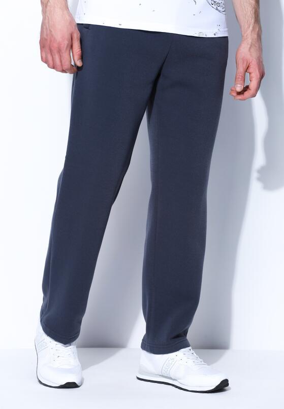 Grafitowe Spodnie Dresowe First Quality