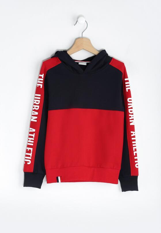 Czerwona Bluza Urban Athletic