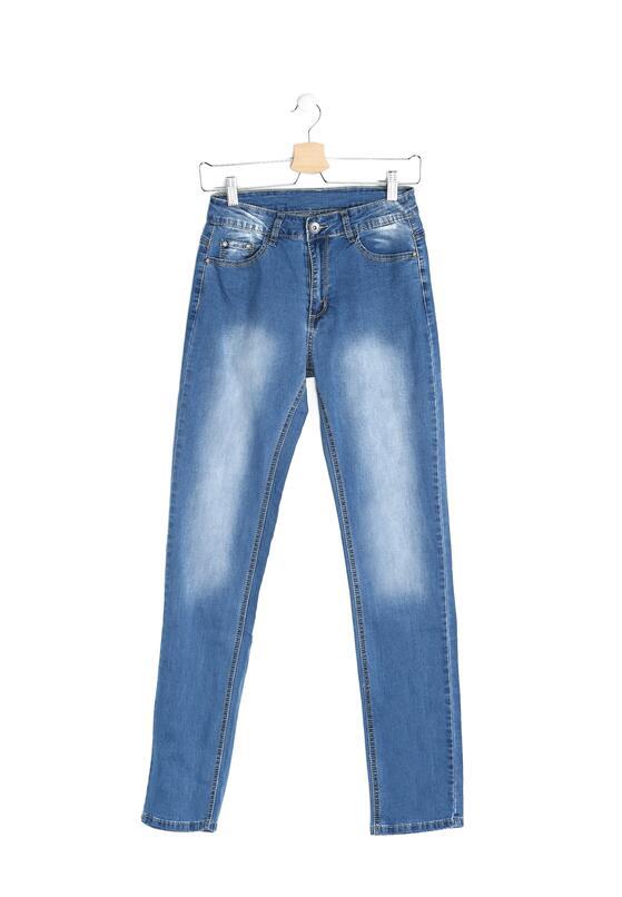Niebieskie Jeansy Provoke