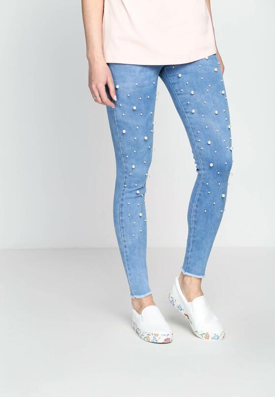 Niebieskie Jeansy Special Effects