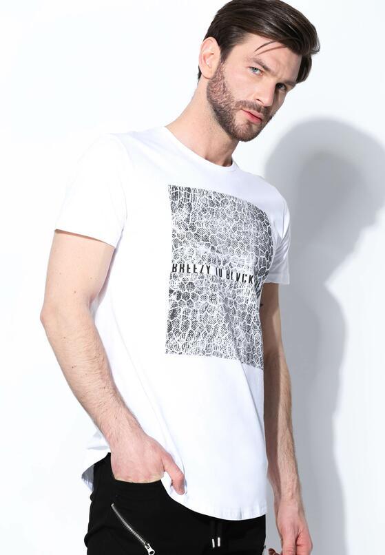 Biała Koszulka Breezy