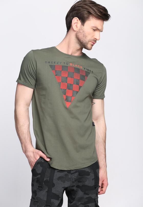 Ciemnozielona Koszulka Proxy Pattern