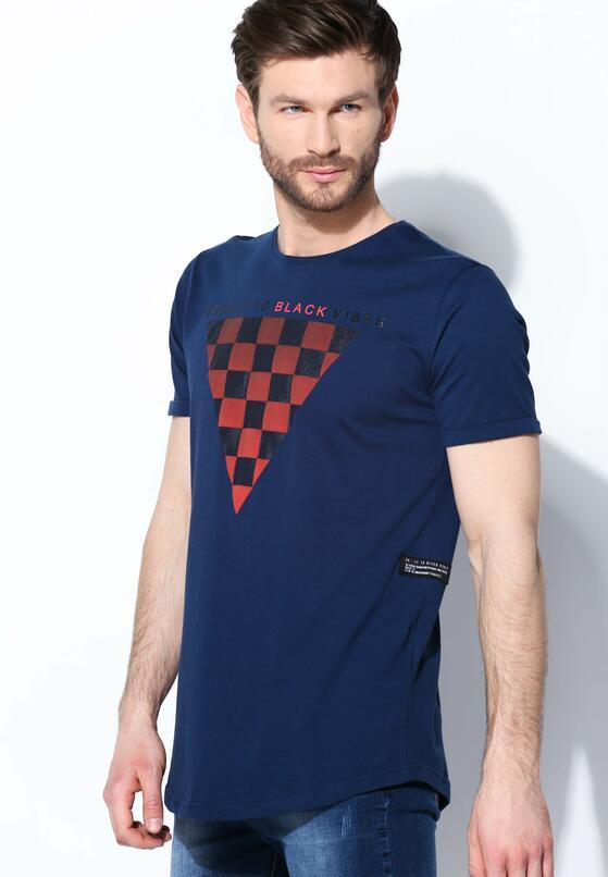 Granatowa Koszulka Proxy Pattern