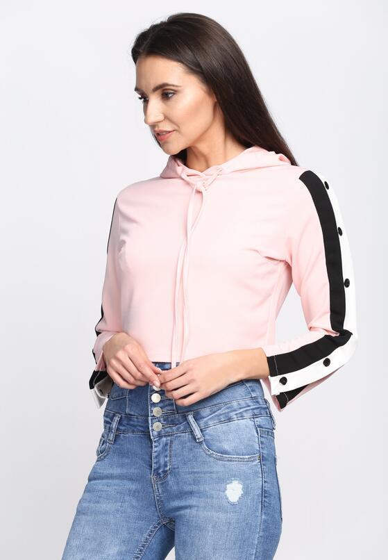 Różowa Bluza Cryptic