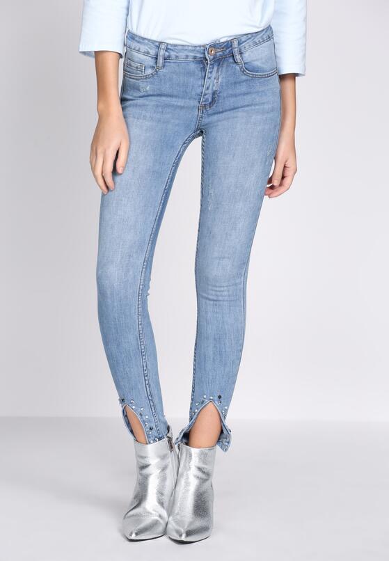Niebieskie Jeansy Need It