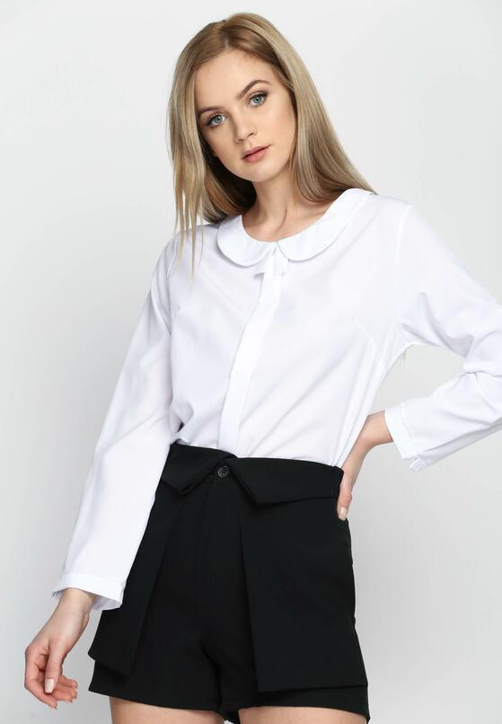 Biała Bluzka Look For