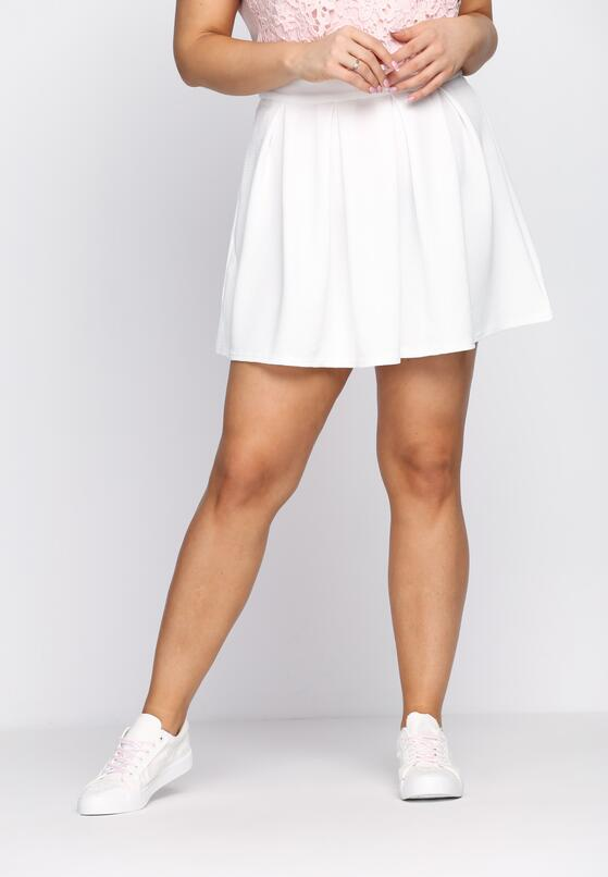 Biała Spódnica Werbena