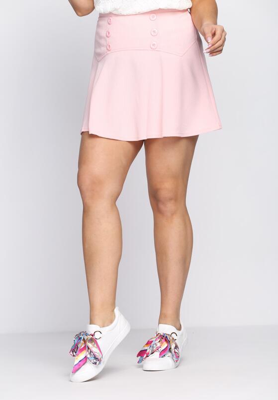 Różowa Spódnica Future Time