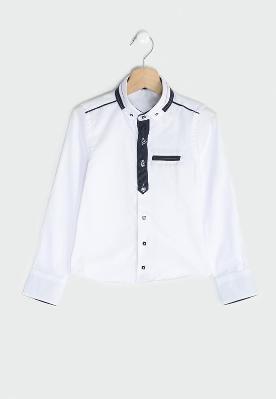 Biała Koszula Real Talk