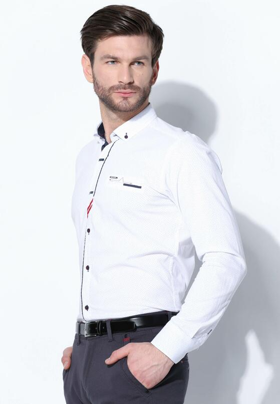 Biała Koszula Riding Anchor