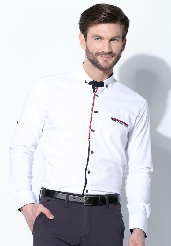Biała Koszula Essential Element