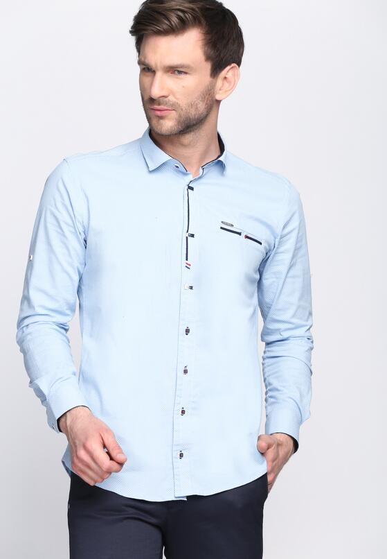 Jasnoniebieska Koszula Good Choice
