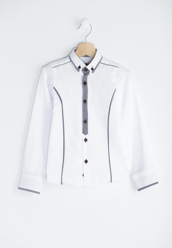 Biała Koszula Fall Down