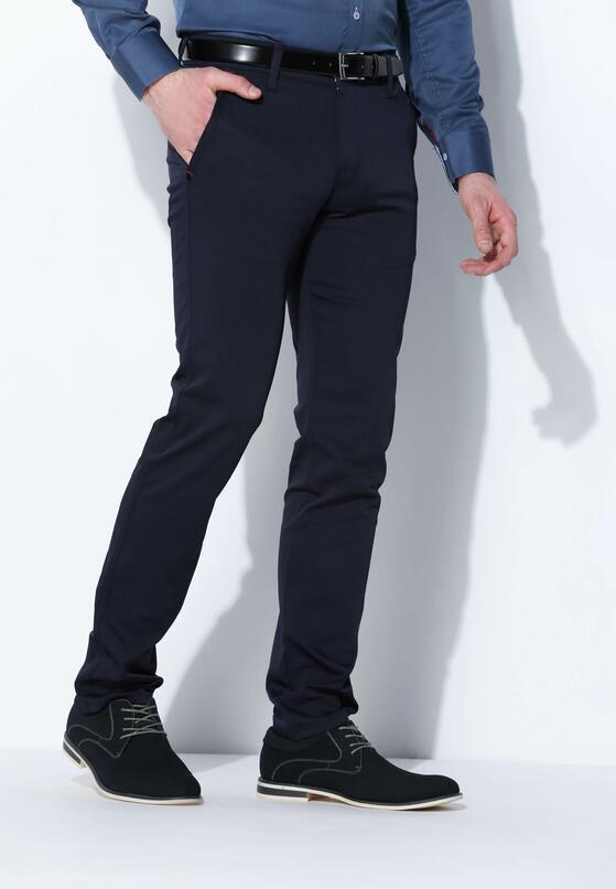 Ciemnoniebieskie Spodnie Beeline