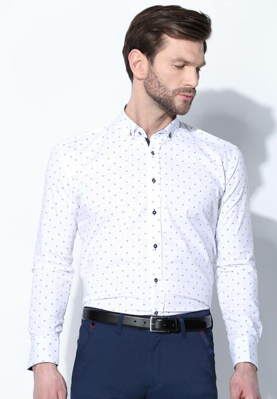 Biała Koszula Position