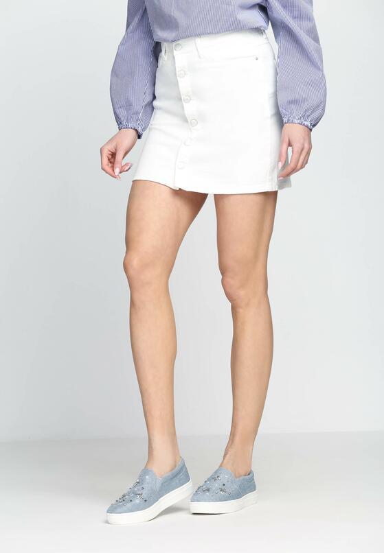 Biała Spódnica Aloft