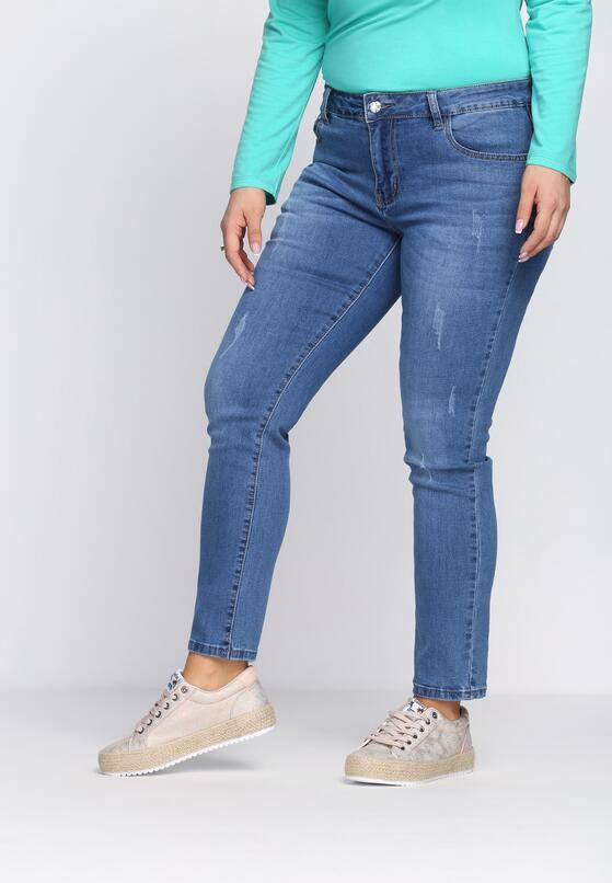Niebieskie Jeansy Challenge