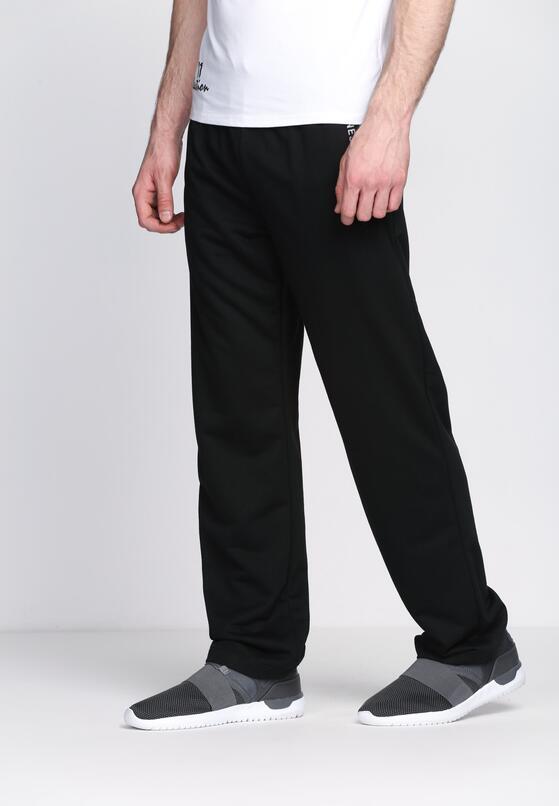 Czarne Spodnie Dresowe Peace or Else