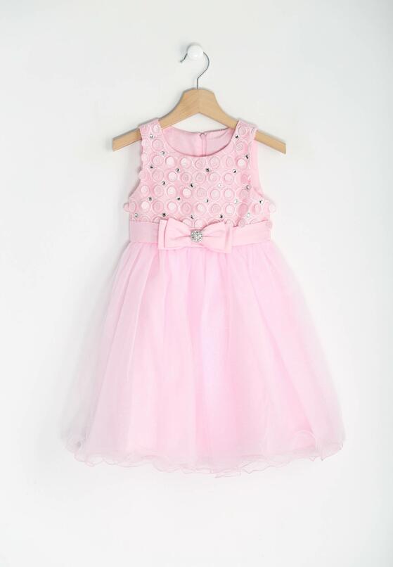 Różowa Sukienka Ariel