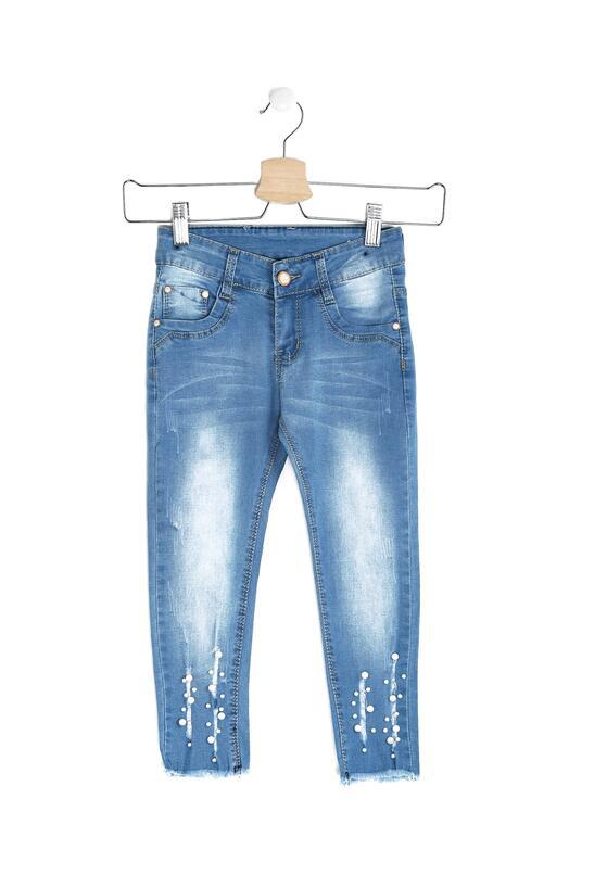 Niebieskie Jeansy Wing It