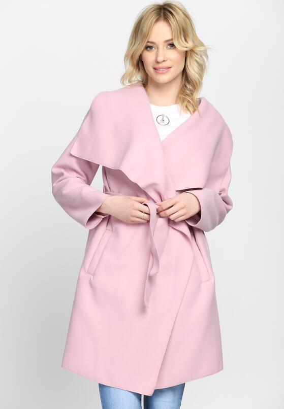 Różowy Płaszcz Stingray