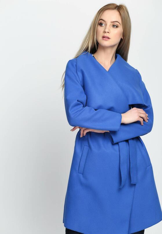 Kobaltowy Płaszcz Stingray