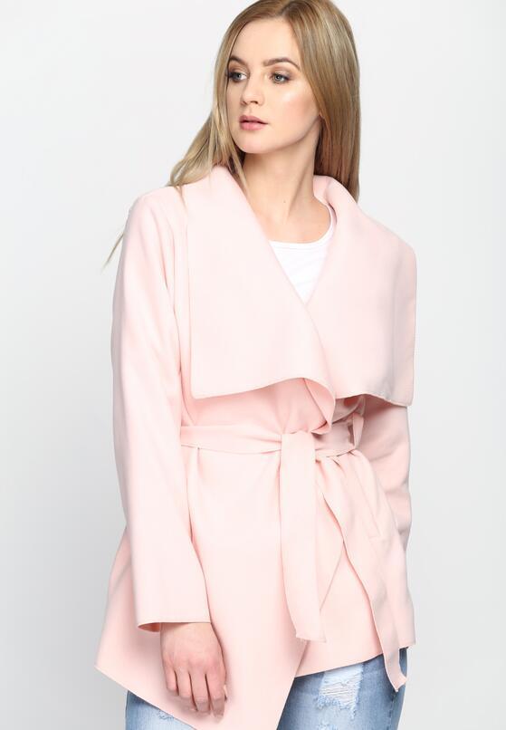 Różowy Płaszcz Whiptail