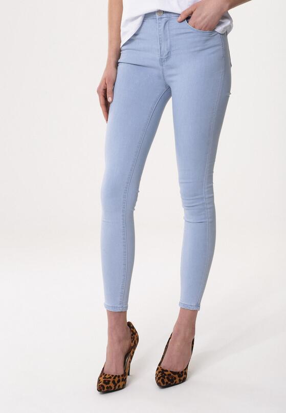 Niebieskie Jeansy Never Be The Same