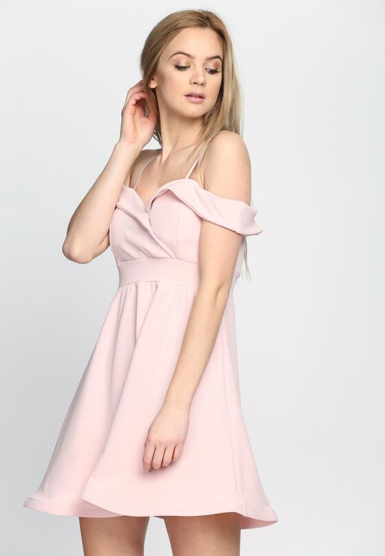 Różowa Sukienka Party Favors